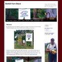 Bartlett Farm Stand Website And Brochure