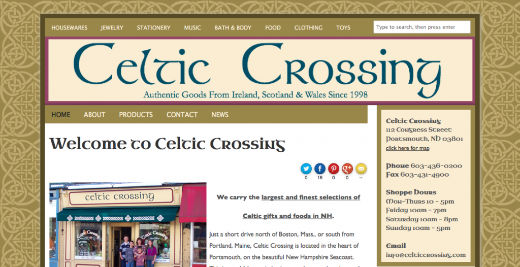 CelticCrossingHomePageImage
