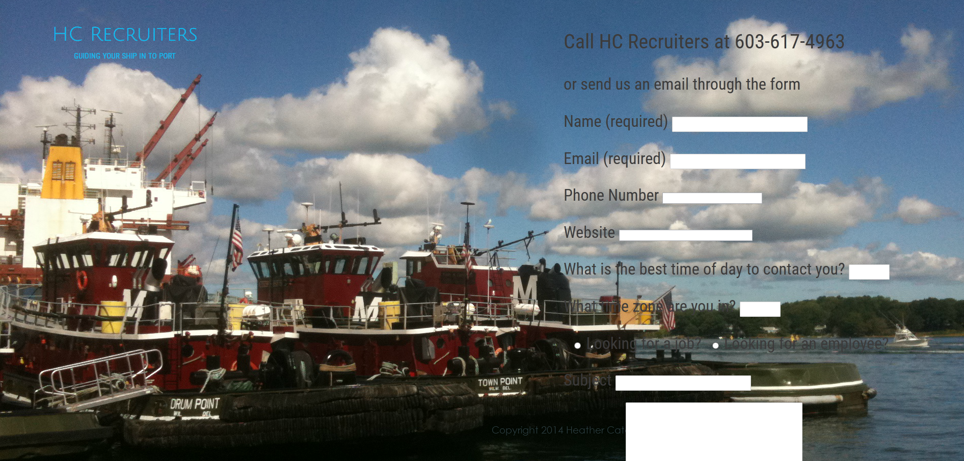 HCRcontact